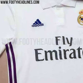 Real Madrid camiseta 2016-17  ¡primeras fotos reales! 375875e067428