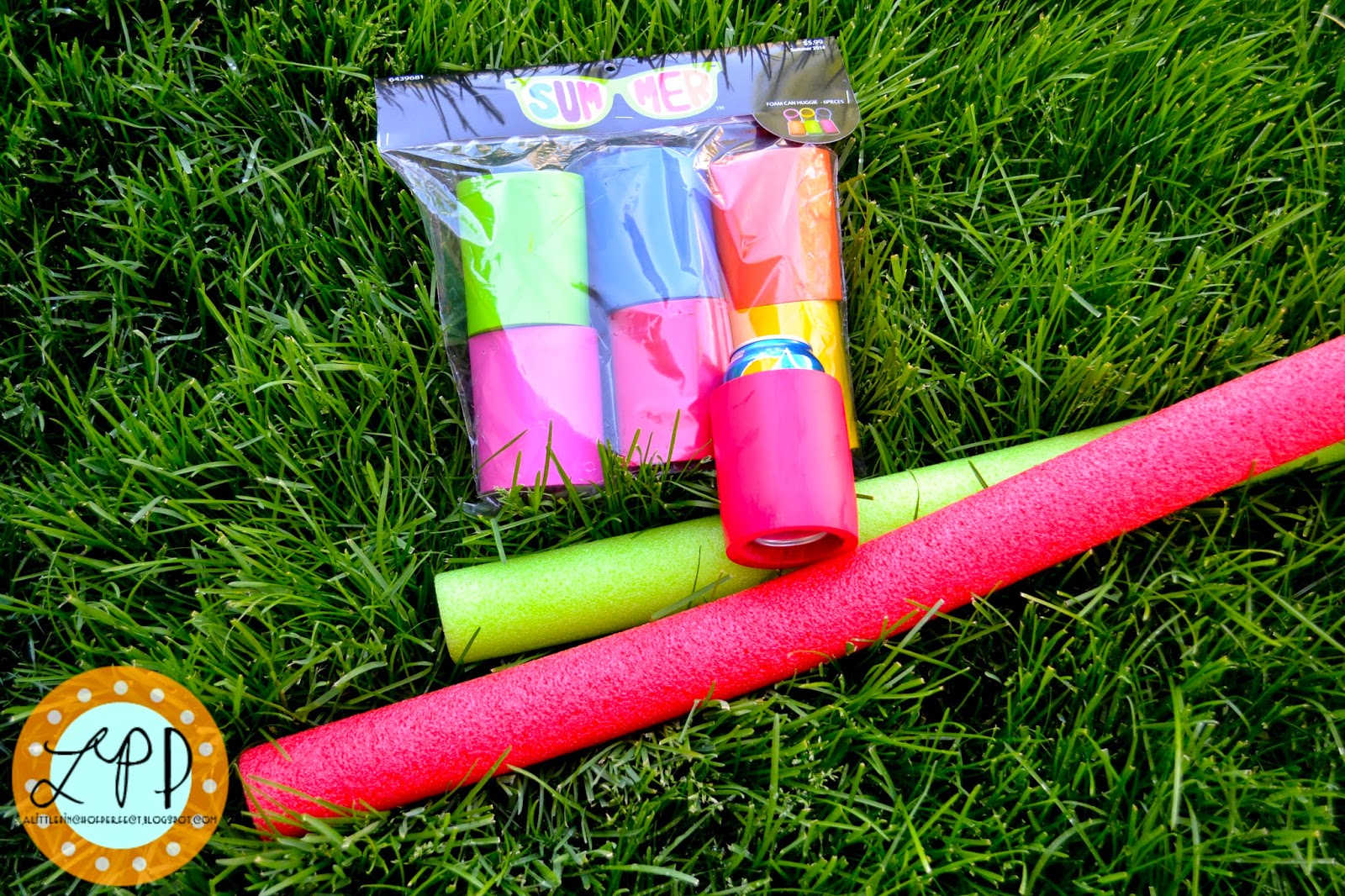 Diy Pool Noodle Connectors For Fun Outdoor Play A Little