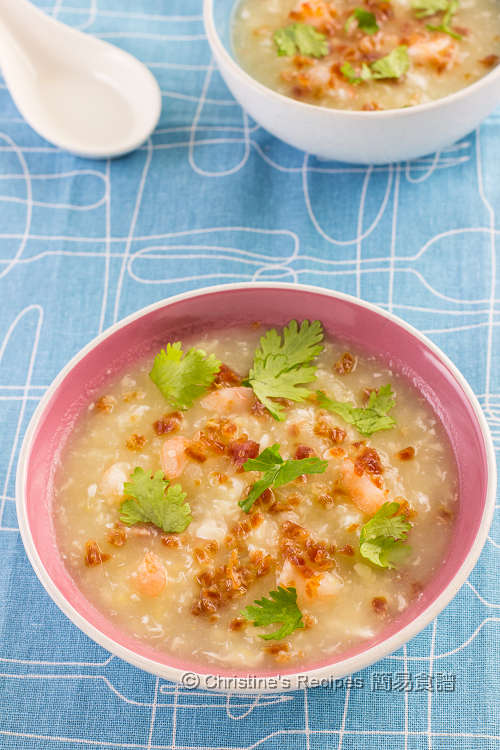 臘腸蝦仁冬瓜蓉湯 Winter Melon Lap Chang Soup01