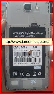 Samsung Galaxy Clone A9 Firmware Flash File Free Download