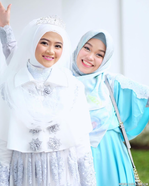 Cantiknya Putri AA Gym Ghina Raudhatul Jannah - liataja.com