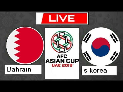 South Korea vs Bahrain Live Streaming AFC 2019 (22.1.2019)