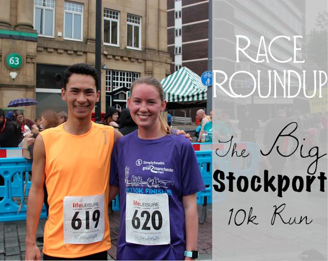 the big stockport 10k run