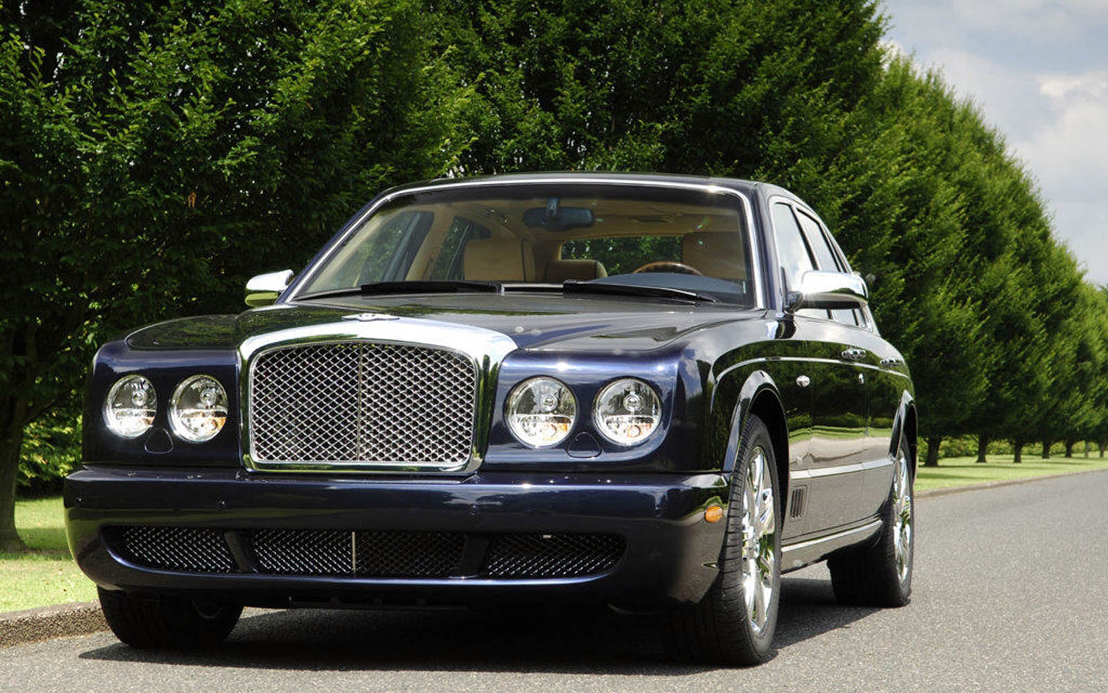 Wallpaper Bentley Arnage Car Wallpapers