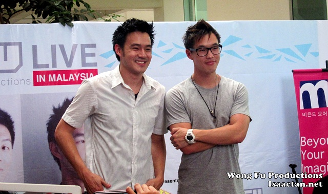 Wong Fu Productions Live in Malaysia