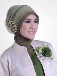 Jilbab Pesta Modern