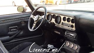 Pontiac Firebird Trans Am Interior