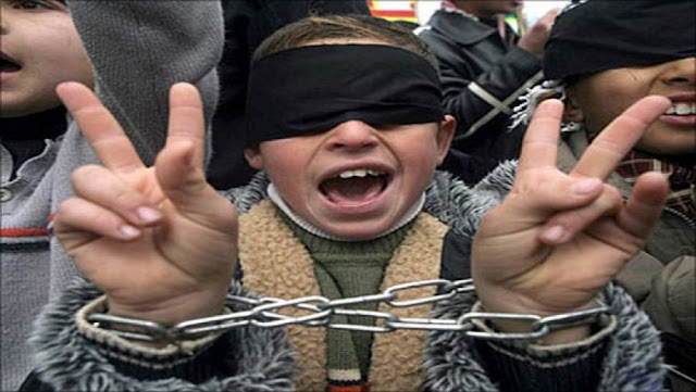 جامعة الدول العربية تندد بزيادة أعداد المعتقلين من الأطفال فى فلسطين