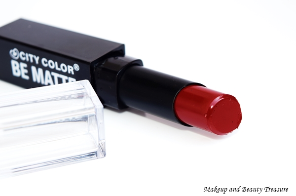 city color lipstick