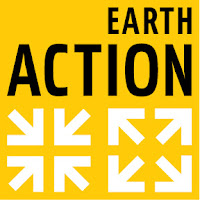 logotipo earth action