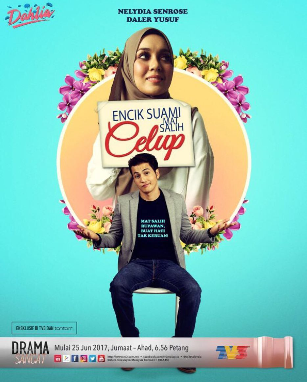 Lagu Tema OST Encik Suami Mat Salih Celup (TV3)