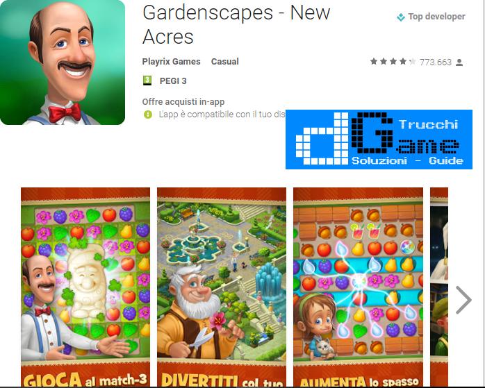 Soluzioni Gardenscapes- New Acres  livello 541 542 543 544 545 546 547 548 549 550 | Trucchi e  Walkthrough level