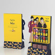 Happy Socks Yellow Submarine Display