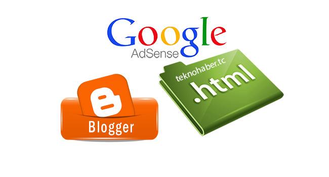 bloggera yazı içini reklam nasıl eklenir