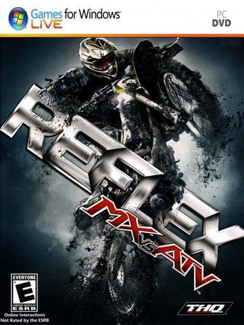 تحميل لعبة MX vs ATV Reflex برابط مباشر + تورنت