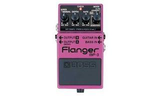 5. Efek Gitar Boss Flanger