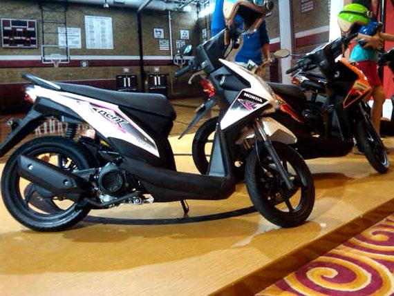 Ukuran Ban Motor Honda Beat Fi