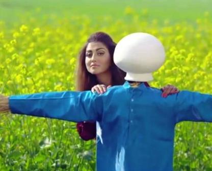 Punjabi Suit Lyrics - Jaggi Jagowal ft Kuwar Virk