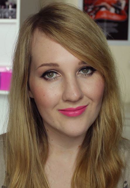 MAC Monday: MAC is Beauty - Silly Lipstick Swatches & Review