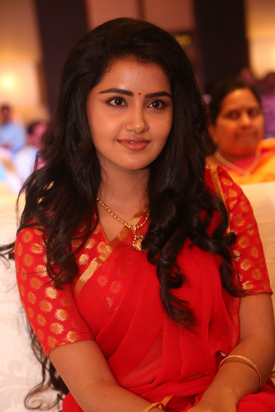 Anupama Parameswaran new cute photos-HQ-Photo-13