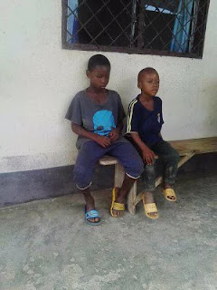 Two little boys rapped and beat a 1 year old girl to death in Cameroon (See Photos)