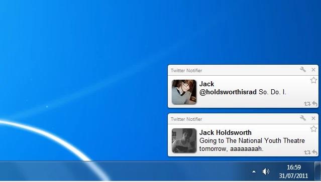 تحميل اضافة اشعارات تويتر جوجل كروم Notifier for Twitter