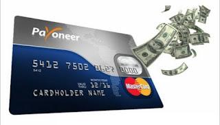 payoneer dollar mastercard