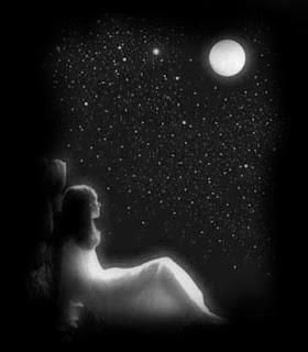 قصيدة بعنوان : اعشق الليل