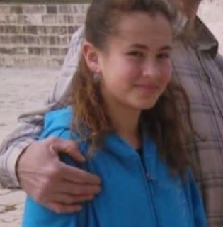 13 year old Jewish girl is stabbed by Palestinian terrorist