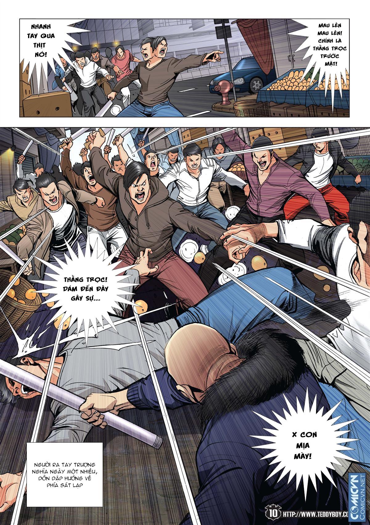 Người Trong Giang Hồ chap 2110 - Trang 9