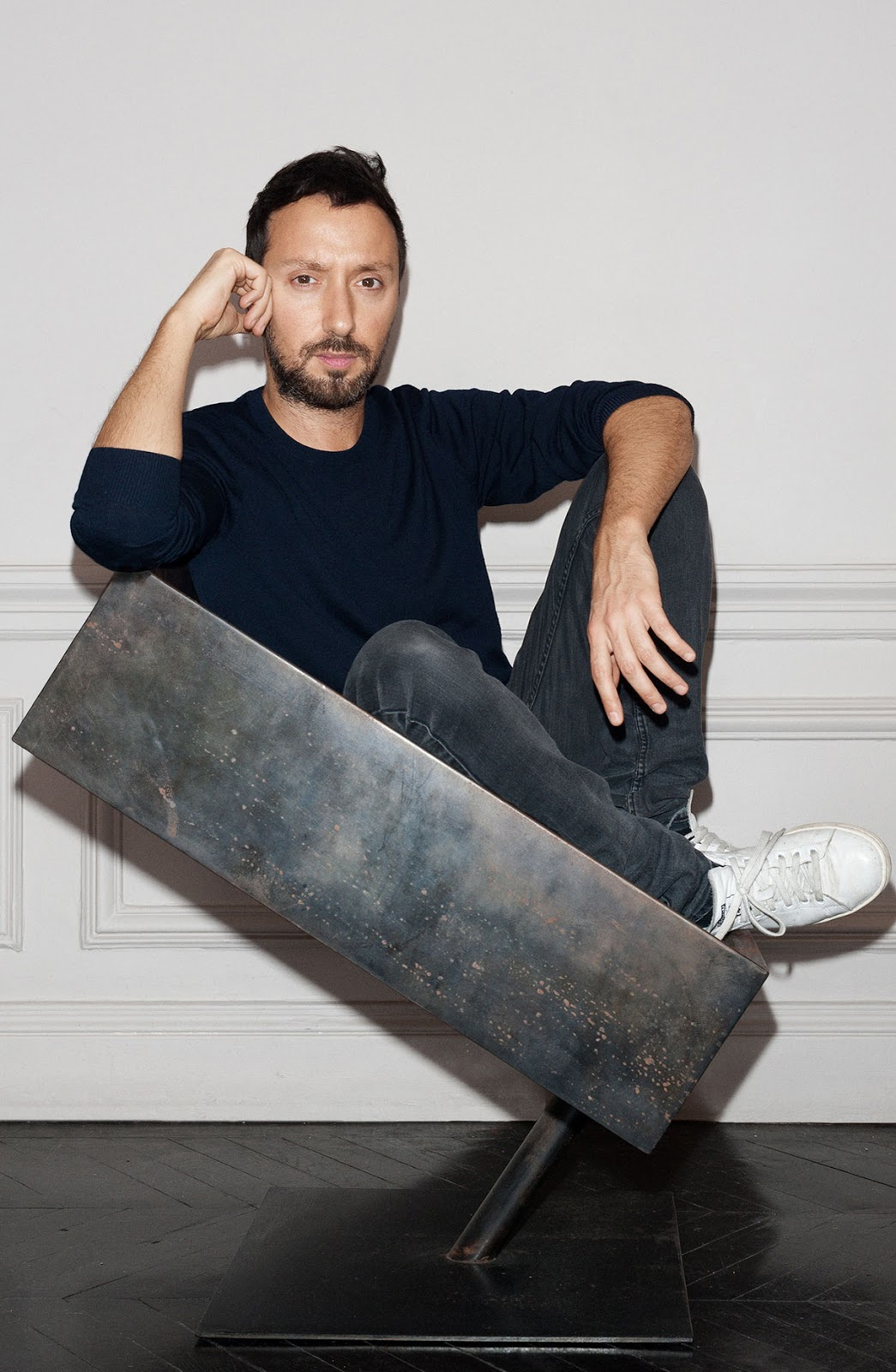 Anthony Vaccarello goes to Saint Laurent / fashion news via www.fashionedbylove.co.uk
