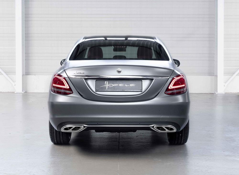 Mercedes-Benz C-Class Pan-Amerikana by Hofele-Design