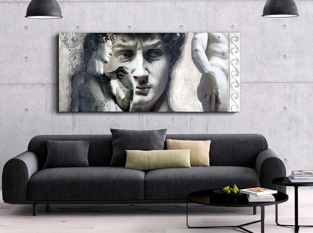 comprar cuadros para sofas