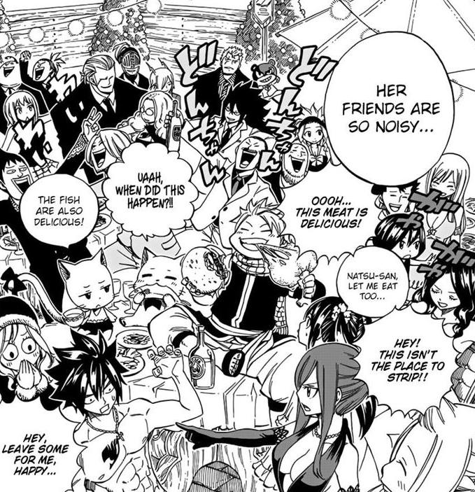 Mangaku Fairy Tail 545: Otaku Nuts: Fairy Tail Chapter 545 Final Review