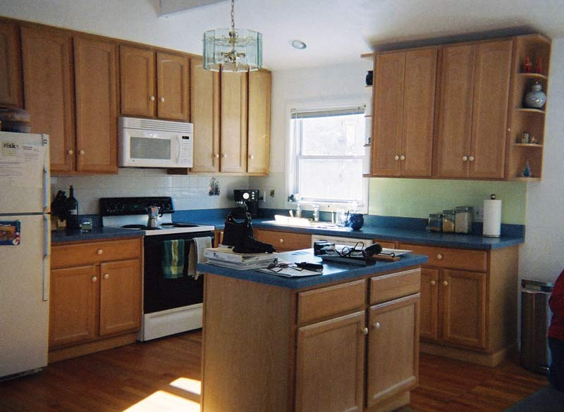 Painting Melamine Kitchen Cabinet Doors
