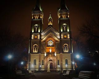 Biserica Romano-Catolica Millennium din Timisoara