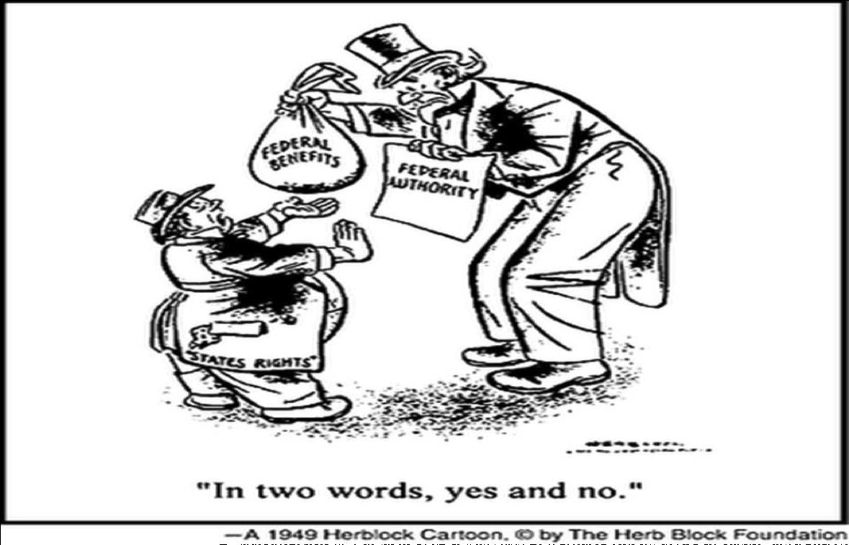 AP Gov : Federalism
