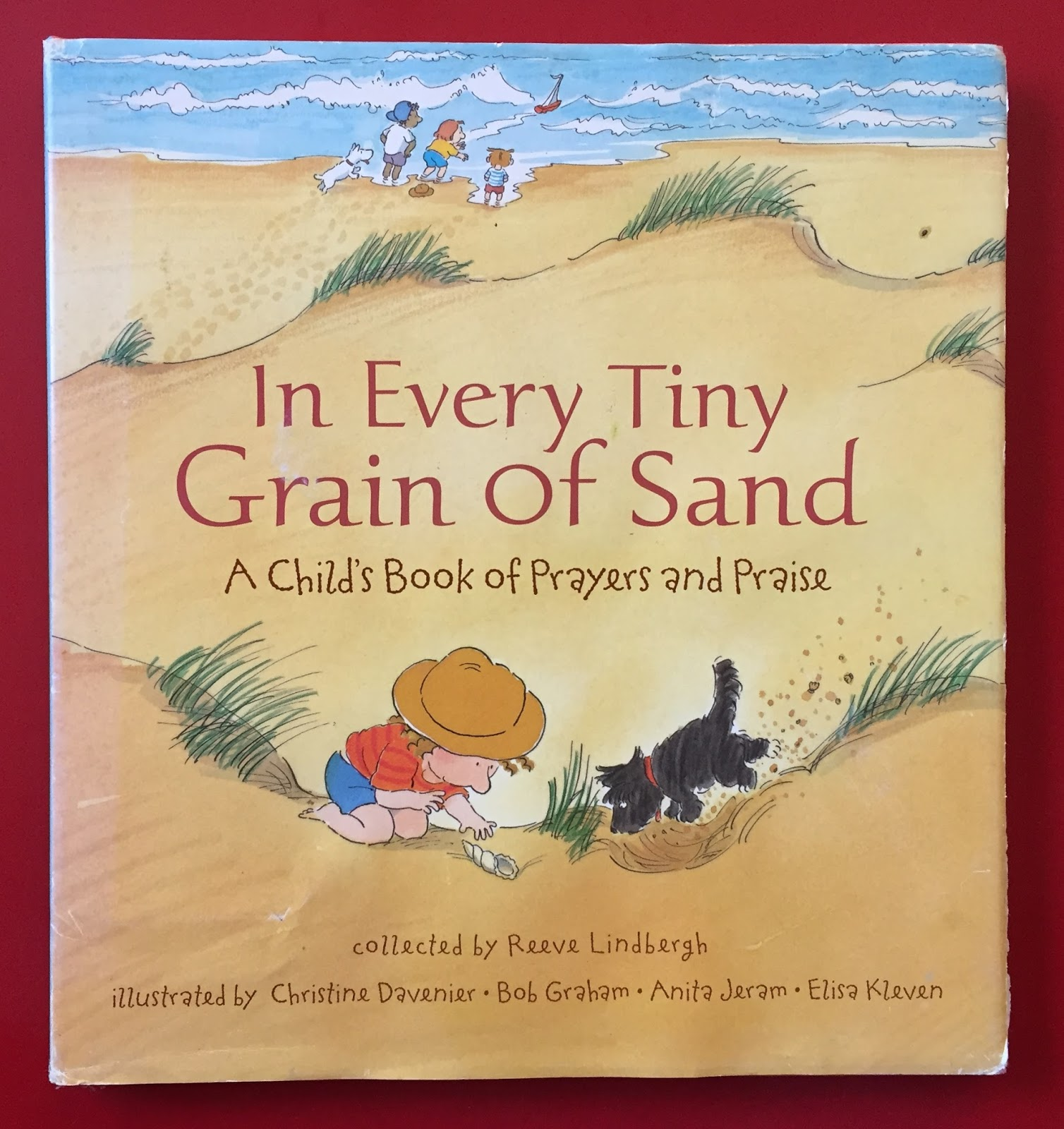 PBT Techniques #5 Using Poetry in Ministry. Picture Book: In Every Grain of  Sand: A Child's Book of Prayers and Praise