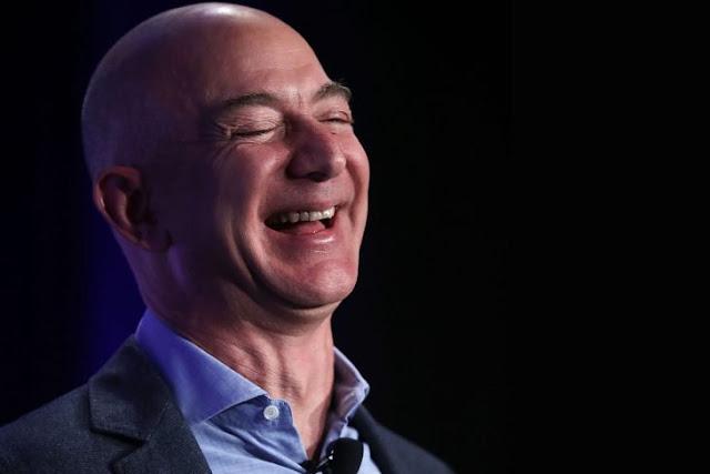 Jeff Bezos, el hombre más rico de todos los tiempos