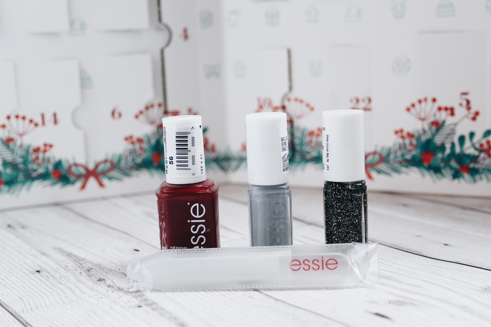 Essie Days 1-4