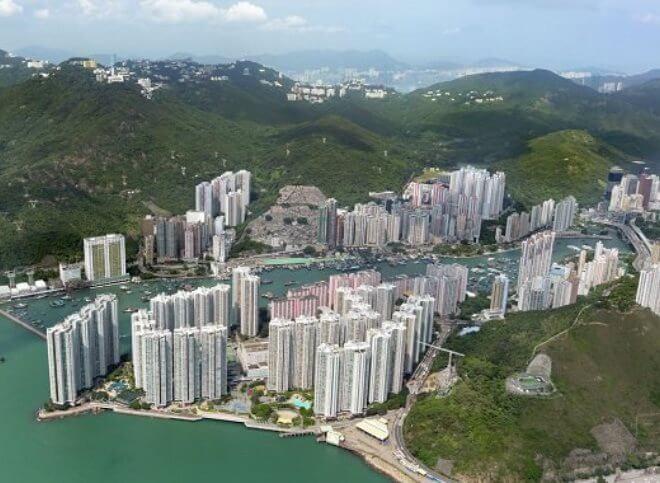 Ap Lei Chau - Hong Kong
