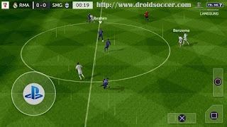 Download FTS Mod PES 2018 by Yoga Apk + Data Obb