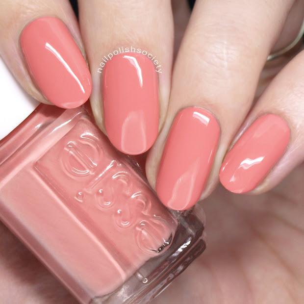 nail polish society essie spring