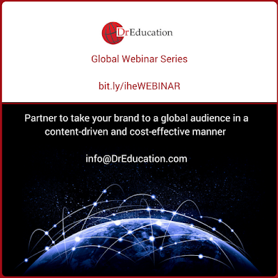 Partner to reach a global audience of international professionals brand reputation university