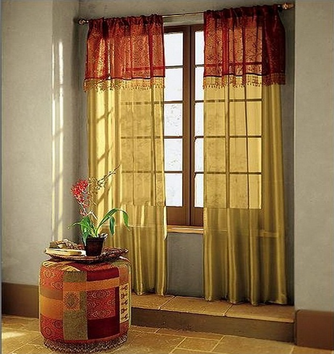 Styles Of Curtains For Narrow Living Room Windows