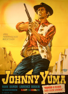 Johnny Yuma : O Vingador