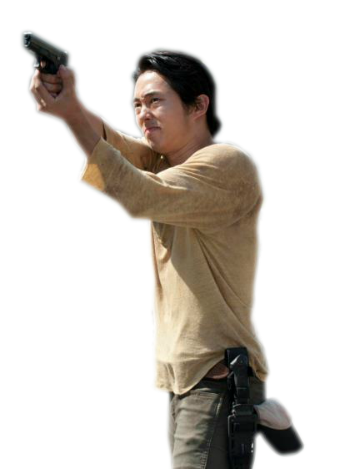 Walking Dead Glenn Png