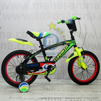 16 Inch Turanza 890 BMX Kids Bike