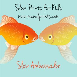 Slow Ambassador at Manel Prints