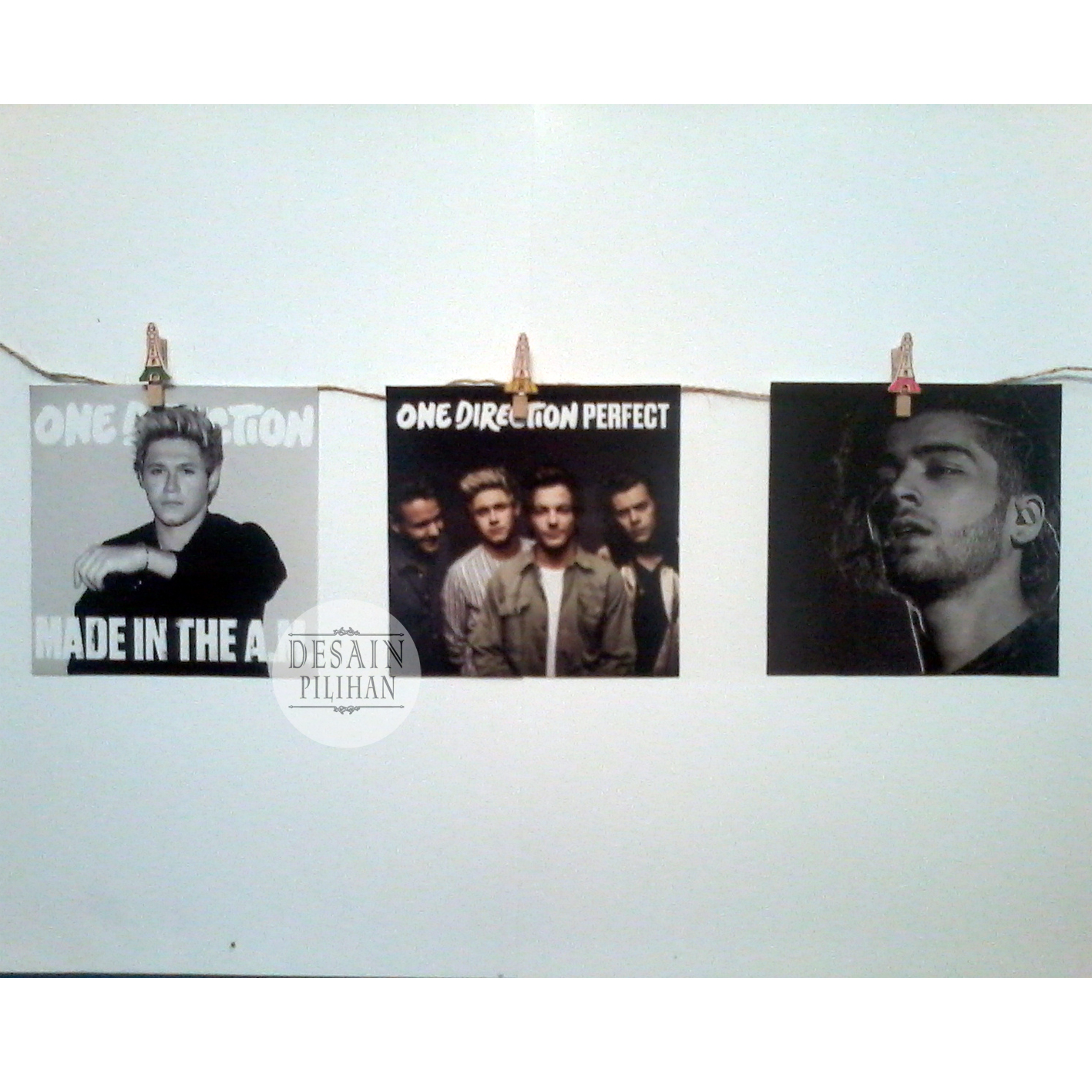 POSTER, POSTER CUSTOM ONE DIRECTION